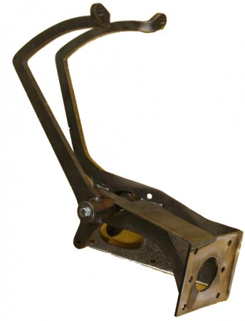 Brake/clutch pedal & MC mount/41-48 Ford w/wide X