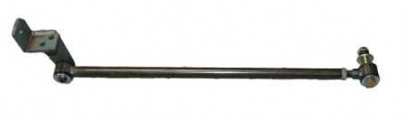 Bolt-on front panard rod for 35-40 Ford