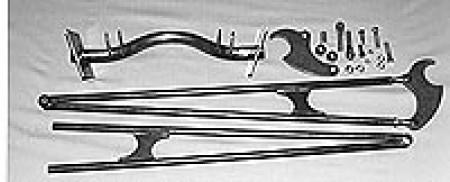 Rear ladder bar kit for 28-32 Ford
