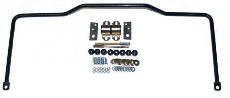 Rear sway bar for 35-40 Ford