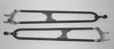 Plain Front Hairpins