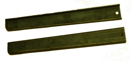 """Replacement upper front """"x"""" to rail brace 41-48"""