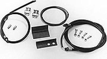 Universal emergency brake cable kit