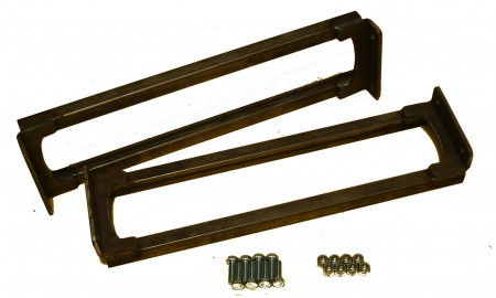 Frame to X brace for 35-36 Ford
