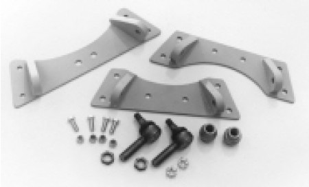 Wishbone Split/trans mount kit flathead/c-4 41-48