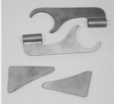 32-34 Rear crossleaf spring mounts