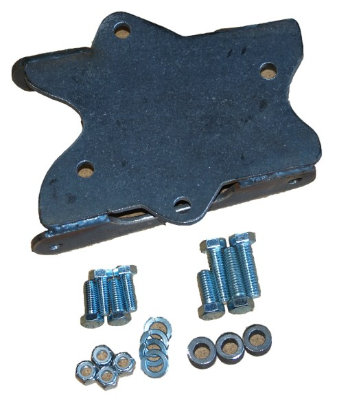 Saginaw Steering Mount for 41-48 Ford