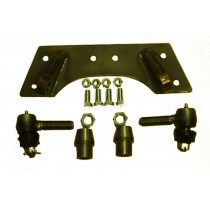 Flathead/T-5 trans mount/ wishbone split kit 35-40
