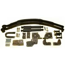 Parallel leaf rear suspension kit - 47-55 GM truck