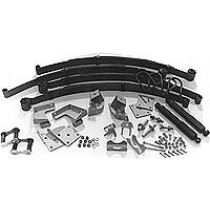 Bolt-in 35-40 rear suspension kit w/trailer hitch