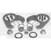 Econo brake kit-Ford spindle-GM rotor