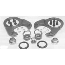 Econo brake kit-Ford spindle-Mopar rotor
