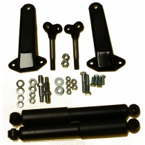 Front shock kit for 37-40 Ford