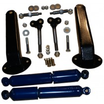 Front shock kit for 41-48 Ford/Mercs.