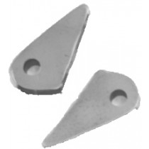 Wishbone mounting tabs